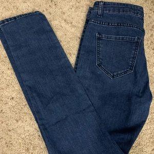 Denim jeans (women) forever 21